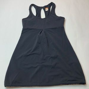LUCY Tech Black Stretchy Tank Top